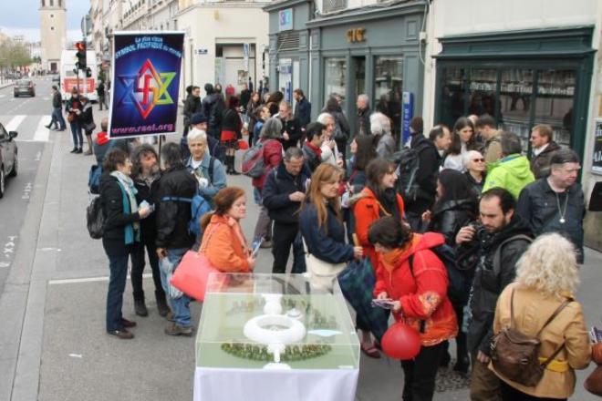 ET Embassy day Lyon France