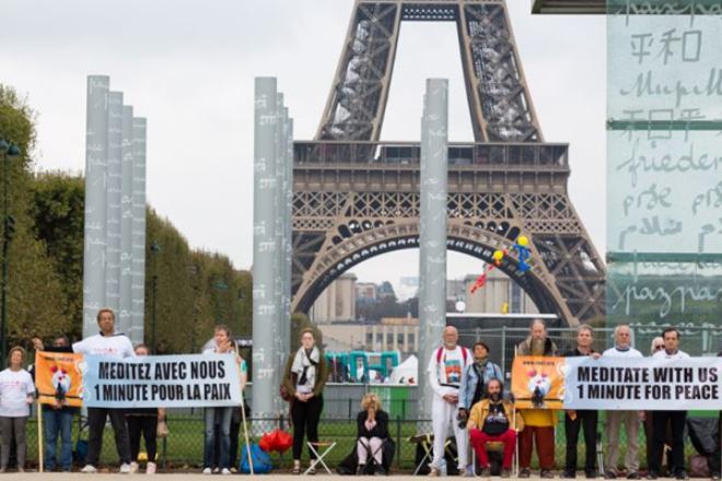 International Peace Day -Paris - 09/2014