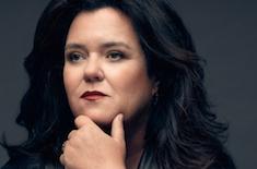 Rosie O'Donnell est Guide Honoraire Raélien