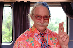 Patch Adams est Guide Honoraire