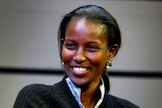 Ayaan Hirsi Ali est Guide Honoraire
