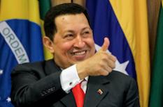 Hugo Chavez devient Guide Honoraire
