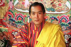 le Roi Jigme Singye Wangchuck est Guide Honoraire raélien