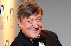 Stephen Fry est Guide Honoraire raélien