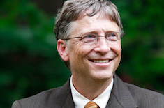 Bill Gates est Guide Honoraire Raélien