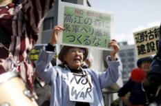 demilitariser Okinawa