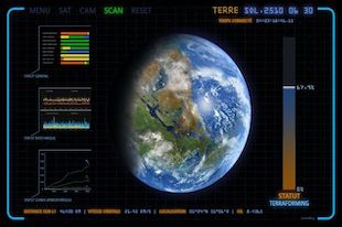 Terraforming de la Terre
