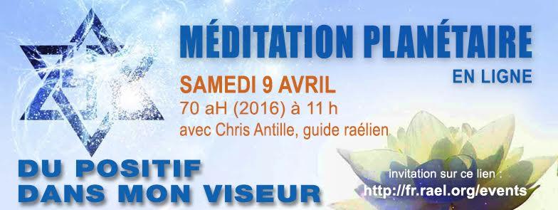 meditation planetaire en ligne