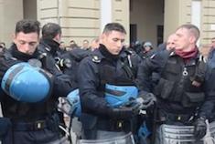 Fin de la repression policiere