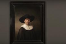 ordinateur a peint un nouveau Rembrandt