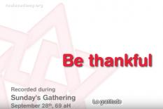 gratitude raelien rael ovni ambassade
