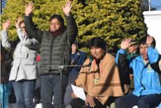retour au calendrier Aymara souhaité par Evo morales en Bolivie