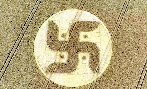 crop circles symbole