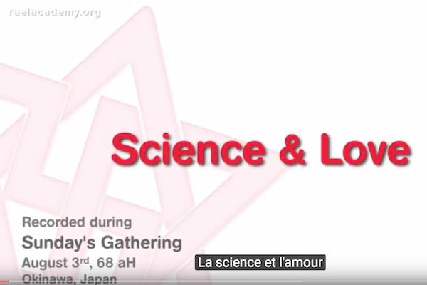 science et amour