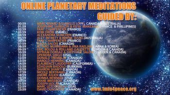 programme marathon meditation