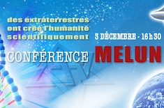 extraterrestre conference raelienne melun