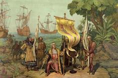 Christophe Colomb rael raelien ambassade elohim descolonizacion