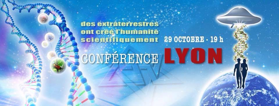 conference raélienne à yon