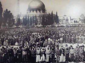 Jerusalem en Palestine, 1933