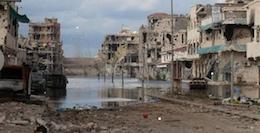 Lybie à Syrte