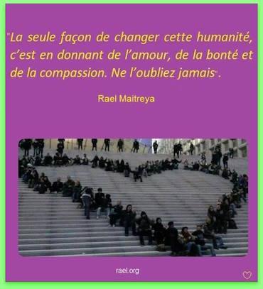 coeur amour compassion