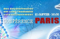 conférence raélienne paris