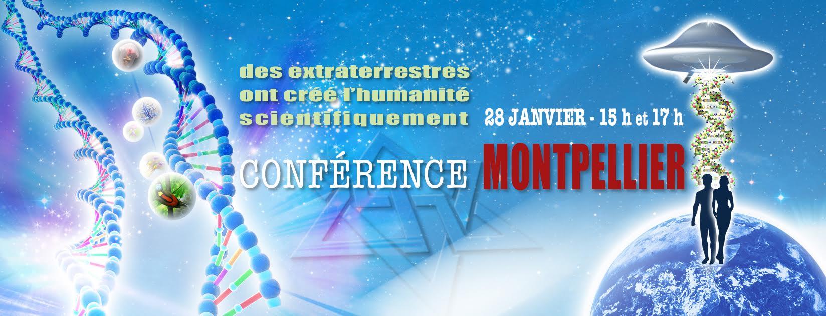 CONFÉRENCES RAÉLIENNES MONTPELLIER