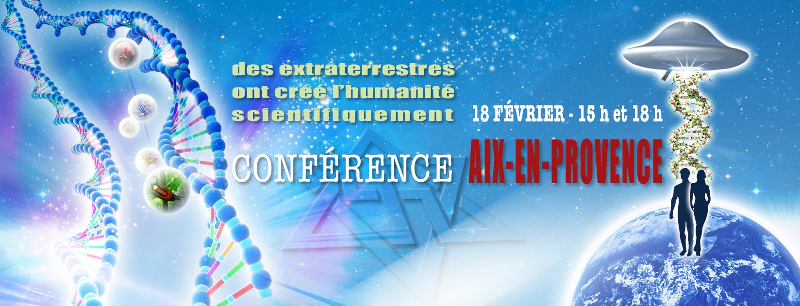 conférence raélienne aix-en-provence
