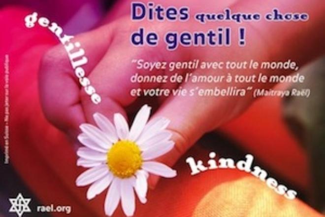 utilité fondamentale de la gentillesse