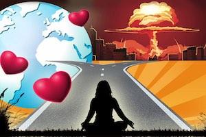 Méditer pour la Paix