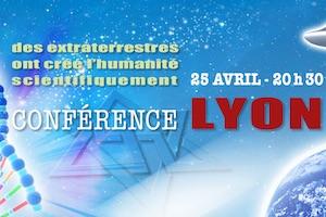 conference a lyon rael raélien raélienne adn ambassade elohim extraterrestres
