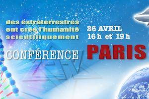conférence à Paris