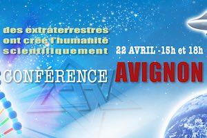 conférence raélienne Avignon