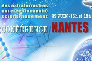Conférence à Nantes