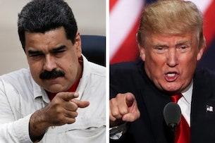 ingérence américaine au venezuela maduro2