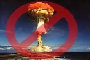 interdiction des armes nucléaires en Octobre 2017 ; Traité ONU du 7 /7/2017