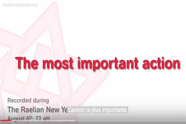 action la plus importante - action la plus importante
