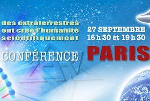 conférences paris rael raelien raelienne elohim ambassde extraterrestres ovni