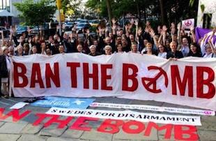 Traité pour une interdiction des armes nucléaires