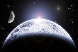 l'espace planète