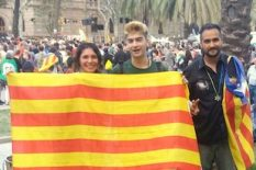 l'indépendance de la Catalogne