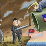 menace hégémonique américaine