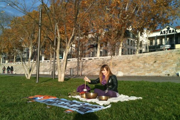 Militer pour la Paix, Lyon