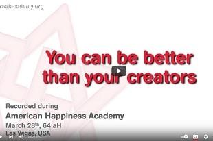 être meilleurs que vos créateurs