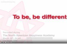 être, soyons différents