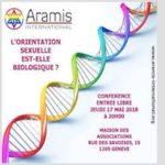 aramis minorités sexuelles LGBTTQIP+