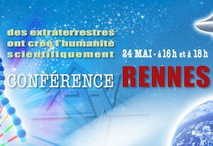 CONFÉRENCE à Rennes 24 Mai 2018