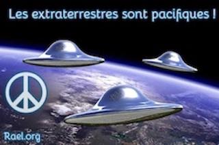 accueillir des extraterrestres
