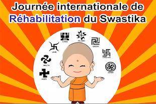 Réhabilitation de la Swastika -Réhabilitation du Swastika - réhabilitater le swastika à Lyon swastika à Montpellier swastika à Paris