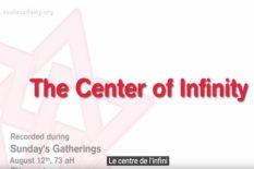 Maitreya Raël : Centre de l'infini